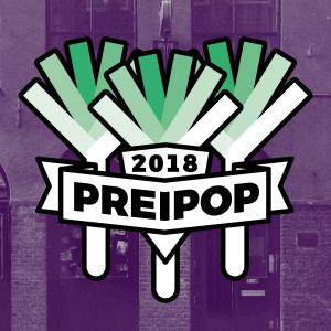 Logopresentatie Preipop 2018