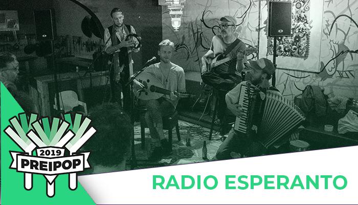 Radio Esperanto toegevoegd aan de line up!