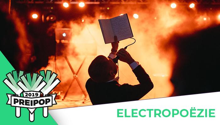 Ook Electropoëzie op Preipop!