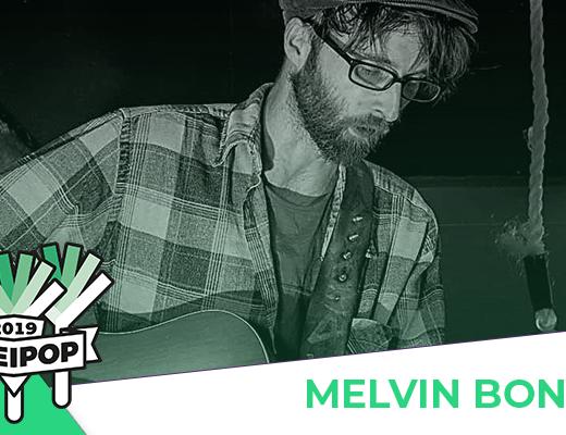 Melvin Bonnet op Preipop 2019!