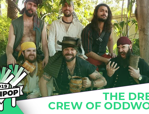 Headliner Preipop 2019: The Dread Crew of Oddwood!